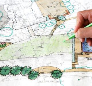 Planificación proyecto jardinería